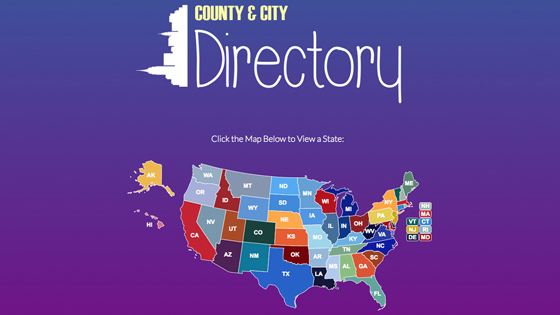 City and County Directory